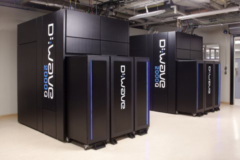 D-Wave 200Q Qauntencomputer