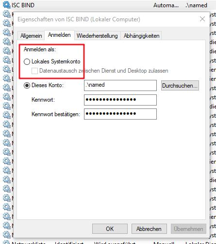 Bind 9 Auf Windows 10: Installationsanleitung